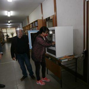 Библиотеката инвестира в здравето на хората