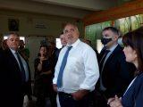 Борисов посети Горския техникум във Велинград