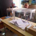 Избирателната активност в Пазарджик с процент по-висока от 2015-та