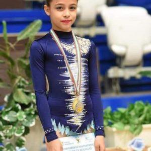 Избраха пазарджишка гимнастичка в проекто-олимпийския състав на България