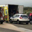 Камионът превозвал 41 мигранти за Севрна Гърция с регистрация в Пазарджик