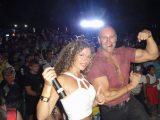 """Киро Скалата открива фитнес в Црънча с шоуто """"Крале на силата"""""""
