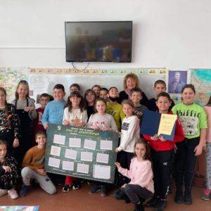 Клас на месеца са четвъртокласници от Черногорово