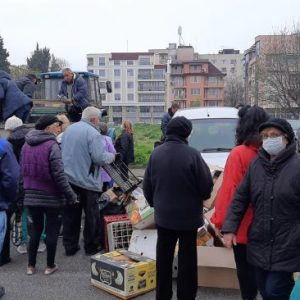 """Над 2 760 кг. отпадъци предадоха почти 700 пазарджиклии в 7-та кампания под надслов """"По-чист, по-зелен и по-цветен Пазарджик – 2021"""""""