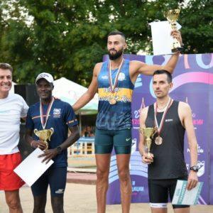 Най-добрите бягаха в Пазарджик