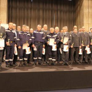 Национално отличие за пожарникар от Септември