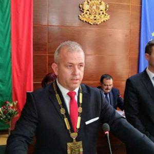 Обществен съвет ще подкрепя при управлението на Община Пещера кмета Йордан Младенов