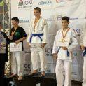 """Осем състезатели – девет медала за """"Кодокан"""" от Международния турнир по джудо в Скопие"""