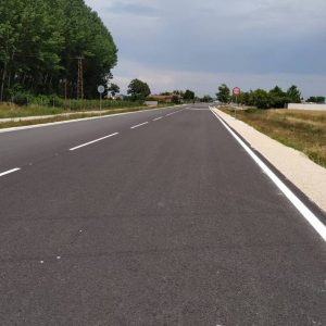 Откриват ремонтираните пътни участъци