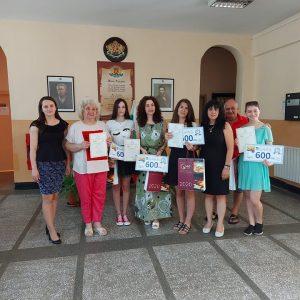 ПГИМ – победител в националното състезание по статистика