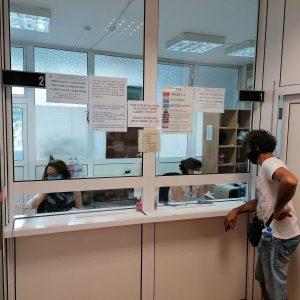 """Поетапно се възстановява нормалната работа на секторите """"Български документи за самоличност"""" и """"Пътна полиция"""""""