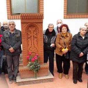 Почит в Пазарджик пред жертвите на арменския геноцид