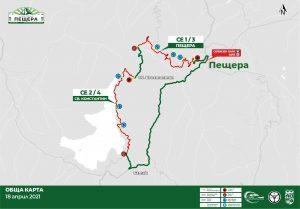 Рали спринт шампионата стартира този уикенд в Пещера