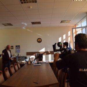 Ротари с дарение Неонатологично отделение на МБАЛ-Пазарджик
