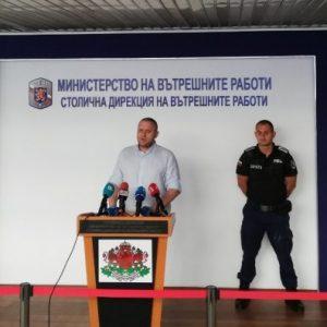 София: Над 20 полицая са пострадали на протеста до момента