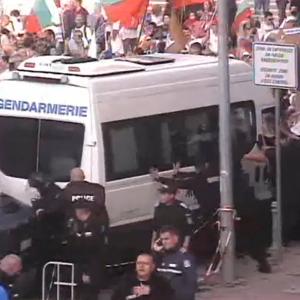 СФСМВР с позиция за вчерашния протест