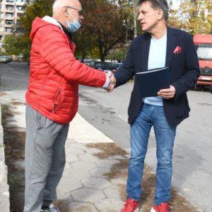 Тодор Попов: Всеки щрих, всяка малка градинка правят градът ни да изглежда по-красив