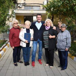 Тодор Попов: Искам да засвидетелстваме отношението на цялата ни общност към хората, които правят града ни по-красив