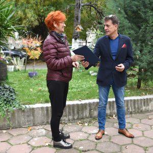 Тодор Попов: Стимулираме добрият пример и сме убедени, че физическата среда променя манталитета на хората