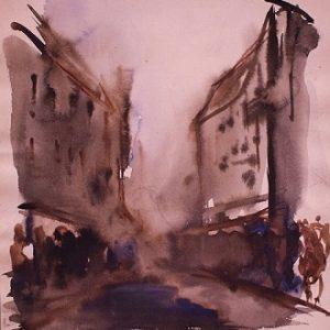 "ХГ ""Ст. Доспевски"" чества с изложба 115 години от рождението на художника Георги Герасимов"