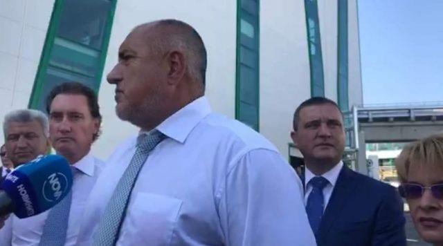 """Борисов в """"Биовет"""": Правят саботажи срещу правителството!"""