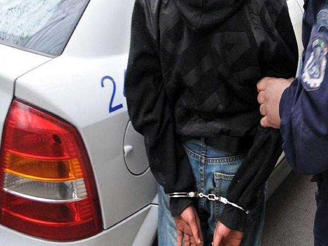 Задържаха беловец след гонка с полицията
