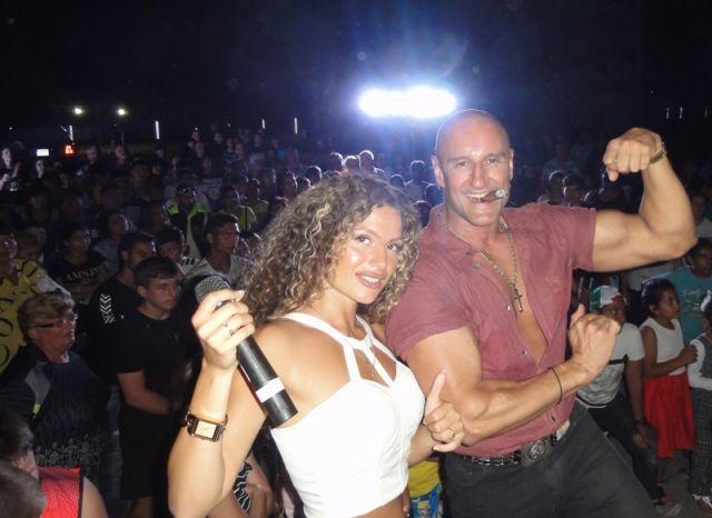 Певицата НИККА, която е родом от Пазарджик, е мениджър на Киро Скалата