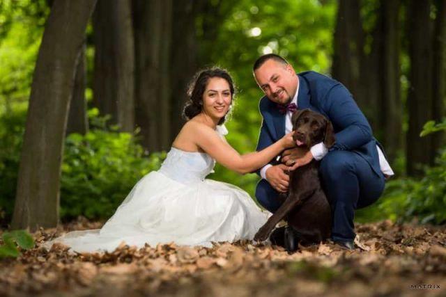 Младоженци спечелиха престижна награда със снимка на Стоян Георгиев