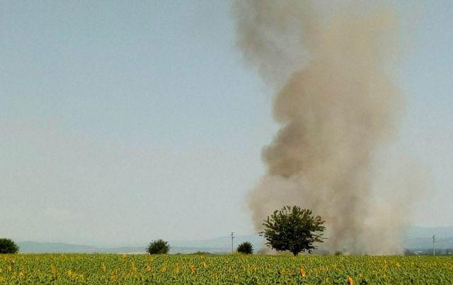 Червен код за опасност от пожари в Пазарджик