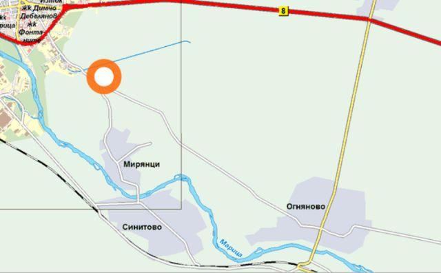 895 жители на Синитово казаха НЕ на кариерата и депото за отпадъци в землището на селото си