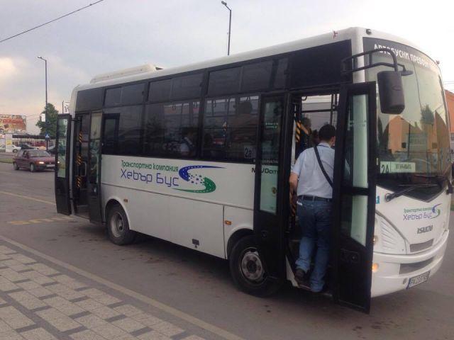 Автобуси заменят тролеите в неделя