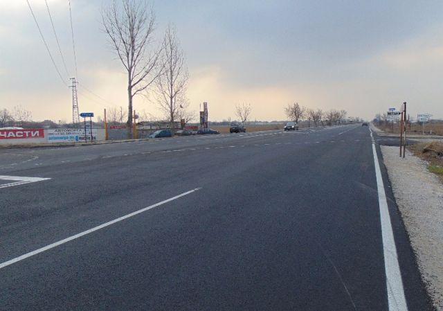 Затварят пътя Пазарджик-Пловдив за цялостен ремонт