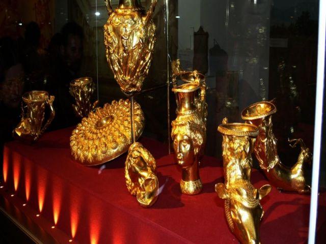 Панагюрското злато се завръща у дома за 70-годишнината