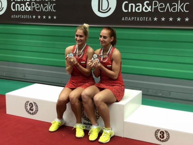 Сестри Стоеви триумфираха на Откритото първенство на Холандия