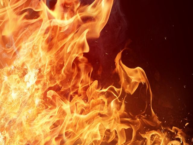 След пожар край Звъничево откриха труп на мъж