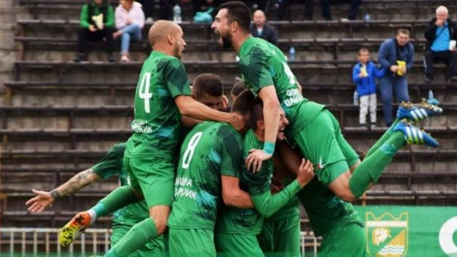 """Хебър ще играе със """"смърфовете""""в паузата на Efbet Лига"""