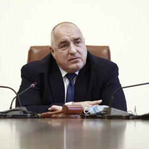 Б.Борисов: Енергията на младите хора, желаещи по-добър живот, беше използвана, за да се намърдат в парламента добре забравени стари лица