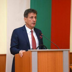Кметът на Пазарджик с поздрав за Деня на българската община