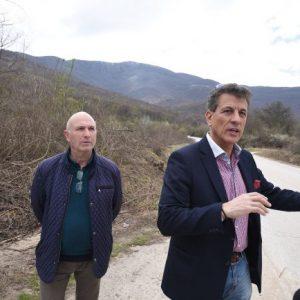 Кметът Попов: Почистването на пътя Дебръщица – Добра вода от дървета и храсти е поредното доказателство за ефективността на публично-частното партньорство