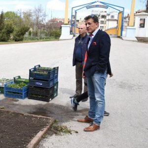 """Стартира традиционната кампания за """"По-чист, по-зелен и цветен Пазарджик"""""""