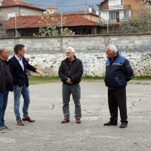 Училището в Паталеница ще има обновени открити площи