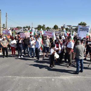 """Ще има нов протест на пътя Велинград- АМ""""Тракия"""" в района на Варвара"""