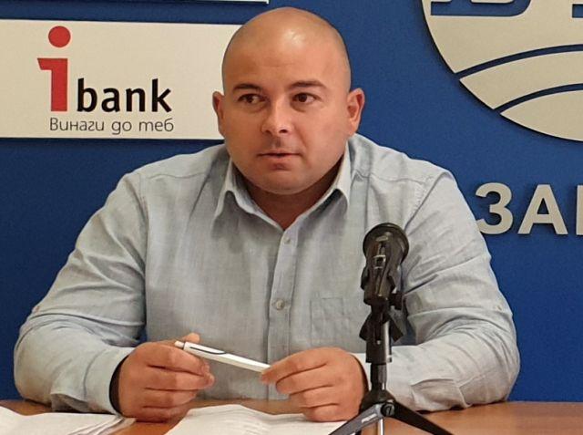 Лидерът на АБВ Атанас Шопов се кандидатира за кмет на Пазарджик