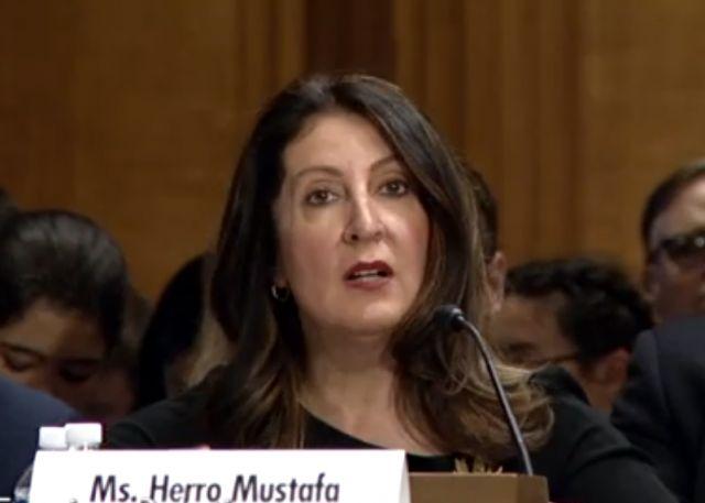 Новият посланик на САЩ у нас Неро Мустафа, определи корупцията в България като основен проблем