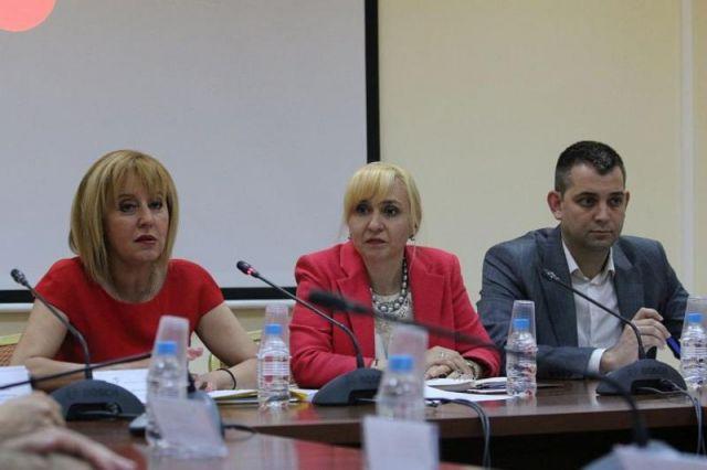След оставката на Манолова, нов омбудсман ще е Диана Ковачева
